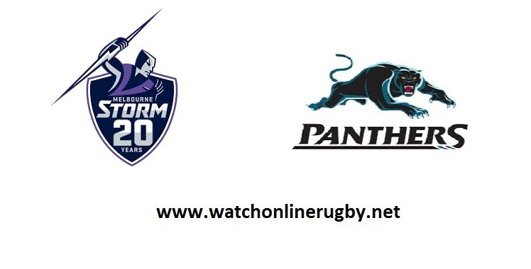 Storm VS Panthers online live stream