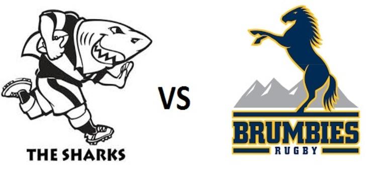 Brumbies VS Sharks 2018 Rugby Stream