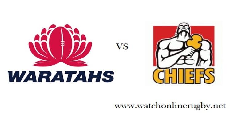 Chiefs VS Waratahs Live Online