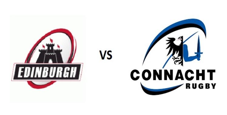 Connacht vs Edinburgh Rugby Live