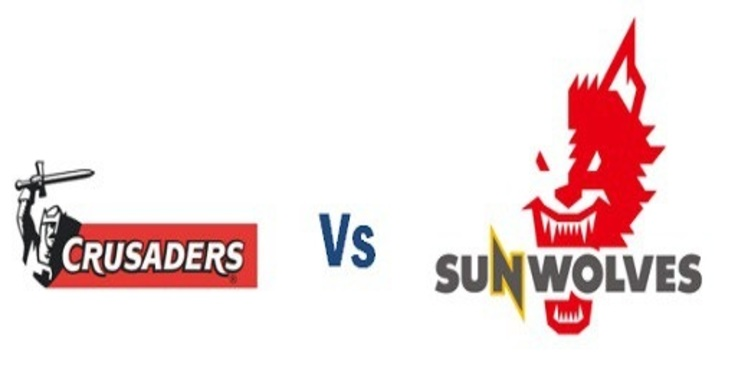 Crusaders VS Sunwolves Live Stream