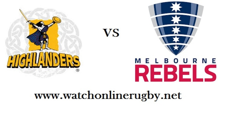 Live Rugby Highlanders VS Rebels
