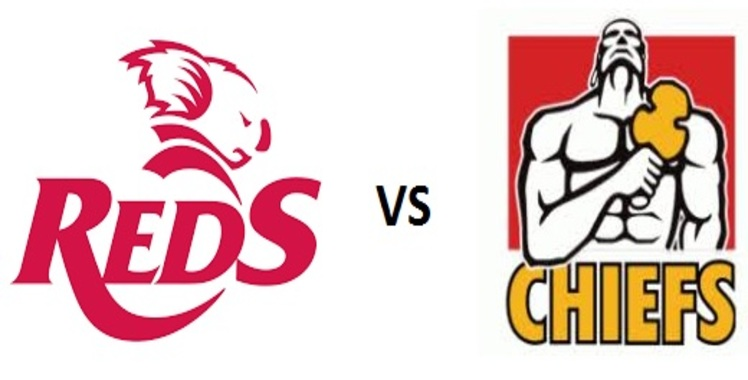 Reds VS Chiefs Rugby Live