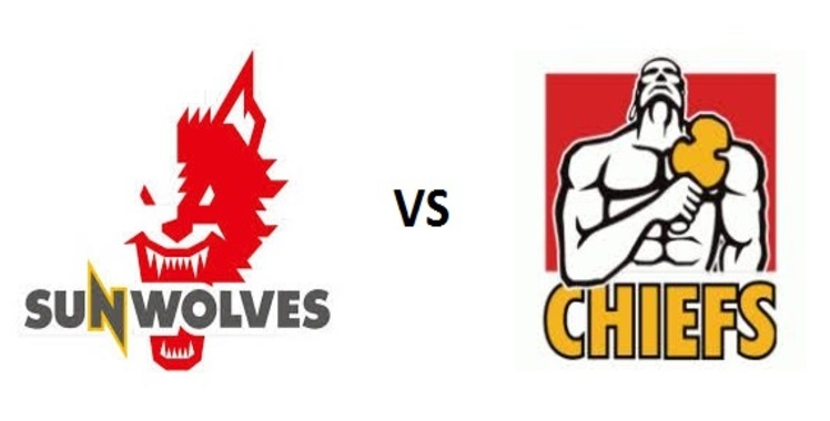 Sunwolves VS Chiefs Rugby Live