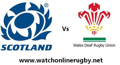 Wales Vs Scotland 2018 Live Stream