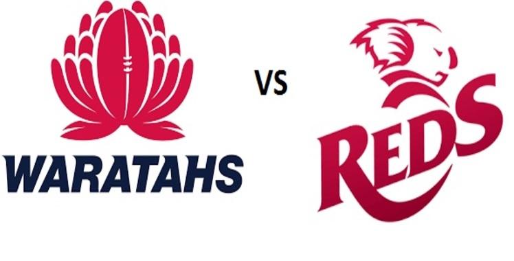 Waratahs VS Reds Rugby Live