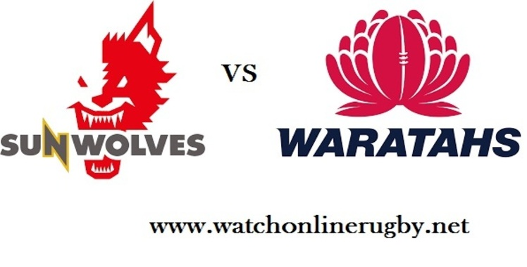 Waratahs VS Sunwolves live Stream