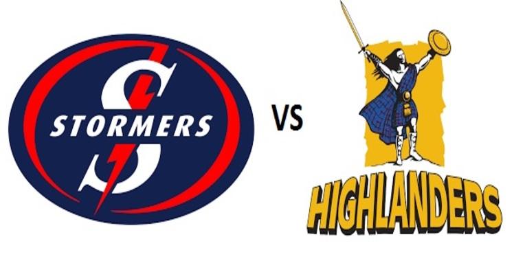 Watch Highlanders VS Stormers 2018 Live