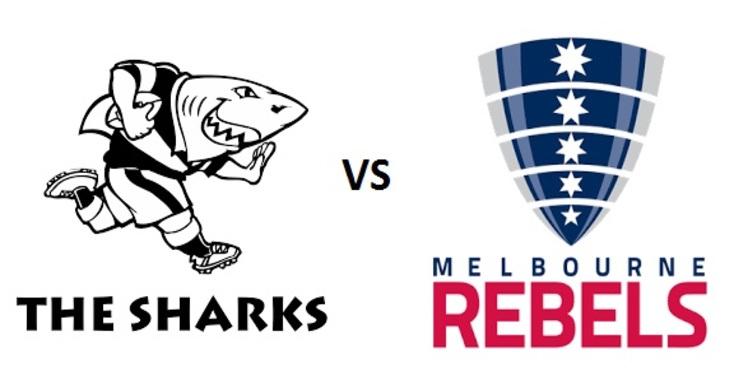 Watch Melbourne Rebels VS Sharks 2018 Live