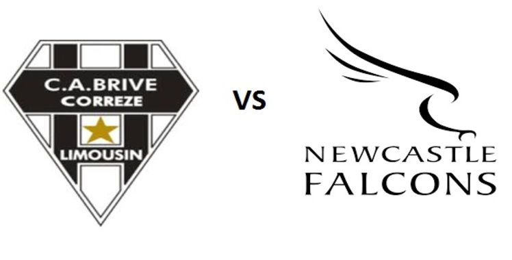 Watch Newcastle Falcons VS Brive Live