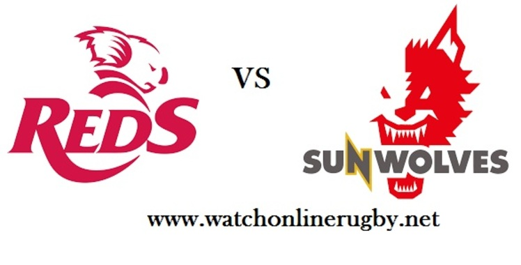 Watch Reds VS Sunwolves Live
