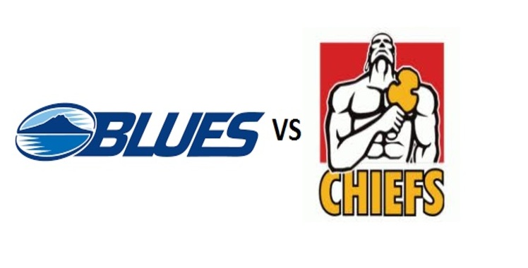2018 Blues VS Chiefs Rugby Live