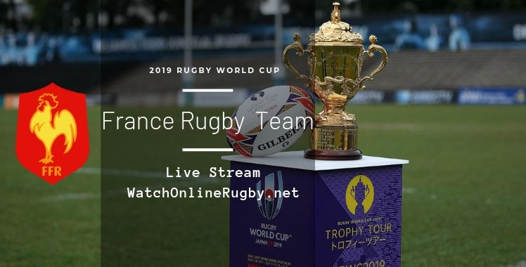 France Rugby Live Stream