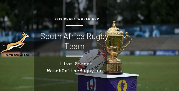 South Africa Rugby Live Stream