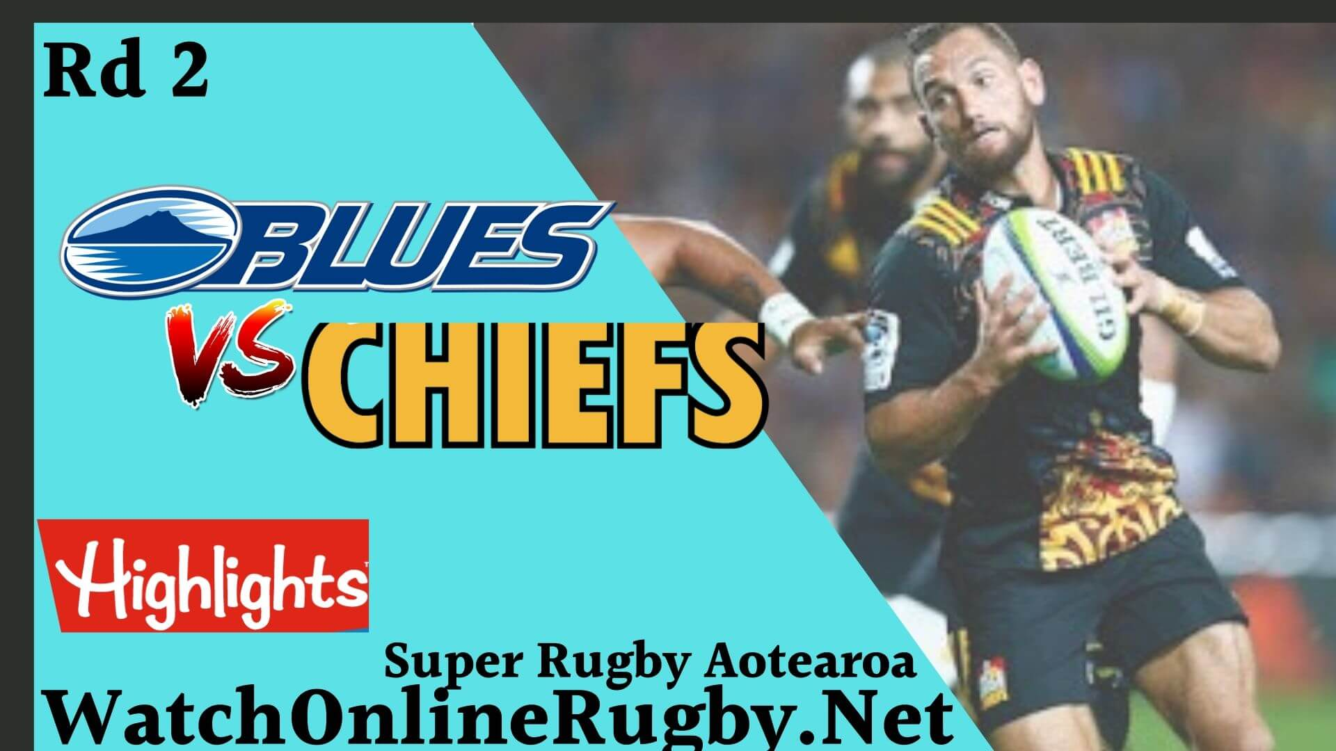 Blues Vs Chiefs Highlights Rd 2 Super Rugby Aotearoa 2020