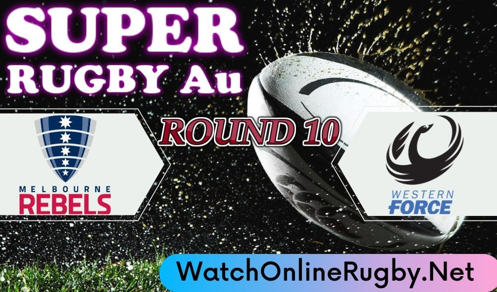Live Western Force vs Melbourne Rebels Online