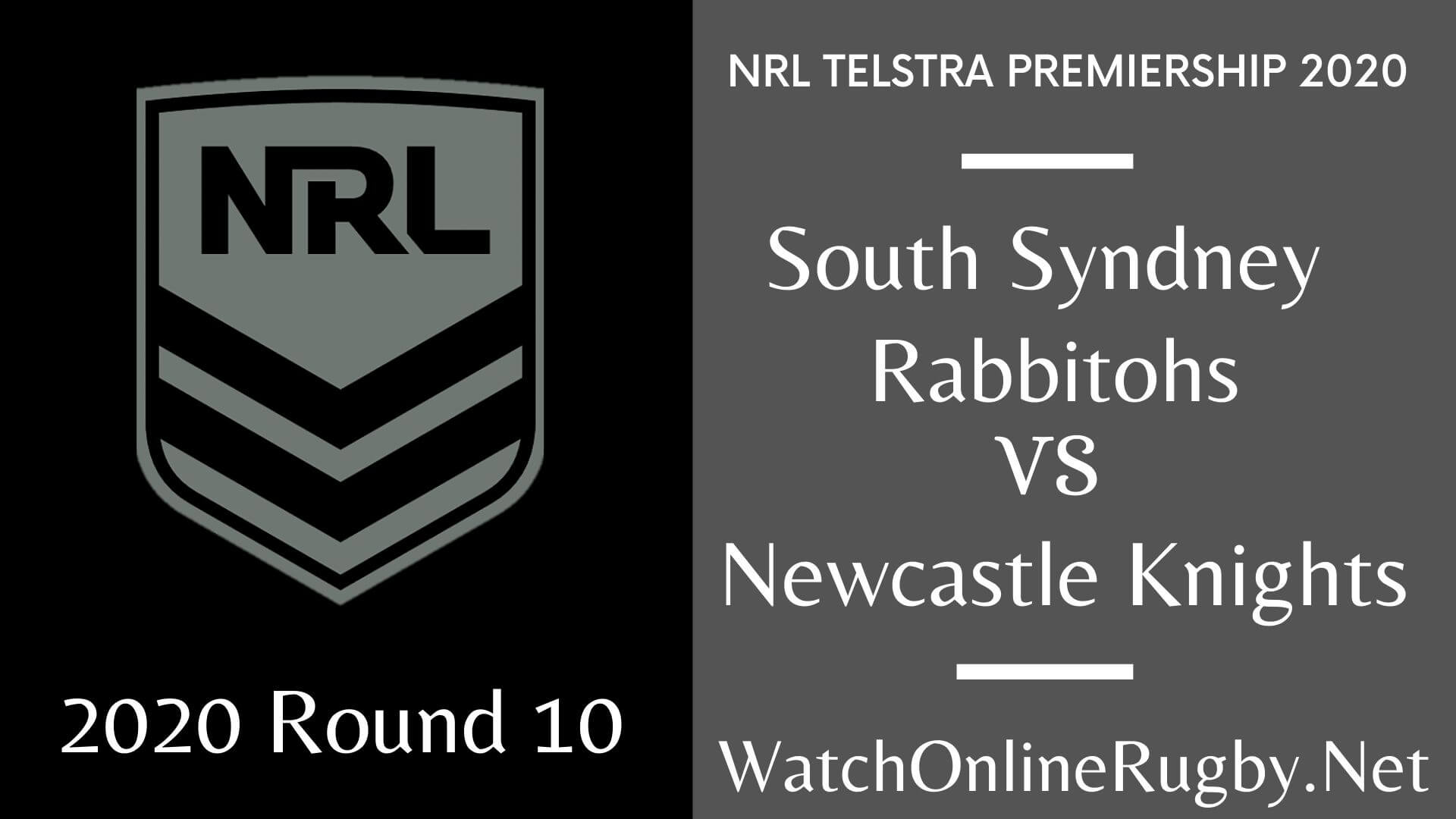 Rabbitohs Vs Titans Highlights 2020 Round 9 Nrl Rugby