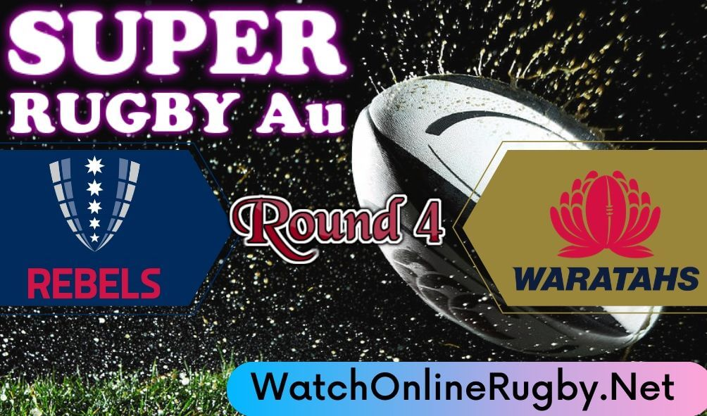 Waratahs Vs Rebels Highlights 2020 Rd 4 Super Rugby Au