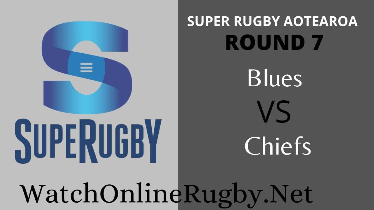 Blues Vs Chiefs Highlights 2020 Rd 7 Super Rugby Aotearoa