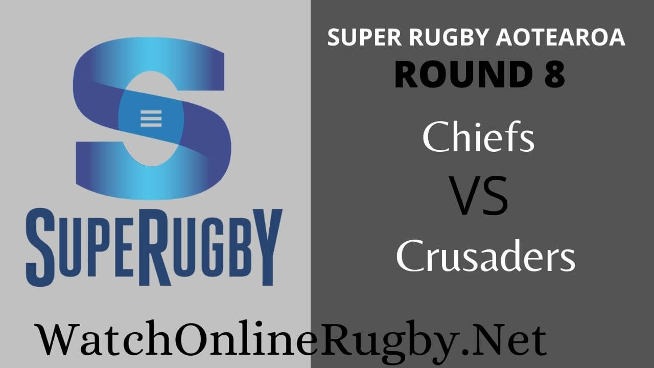 Chiefs Vs Crusaders Highlights 2020 Rd 8 Super Rugby Aotearoa