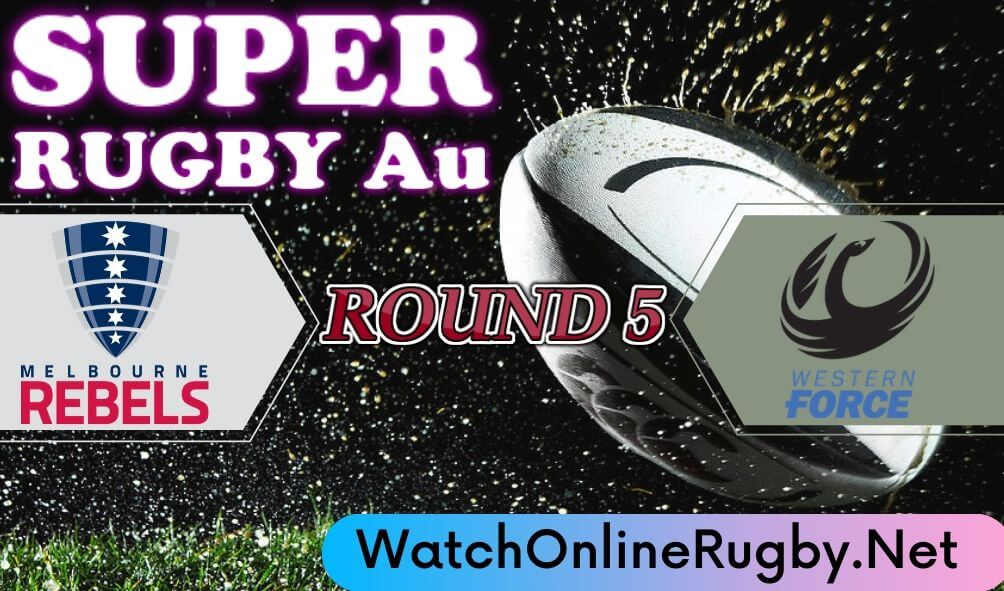 Force Vs Rebels Highlights 2020 Rd 5 Super Rugby Au