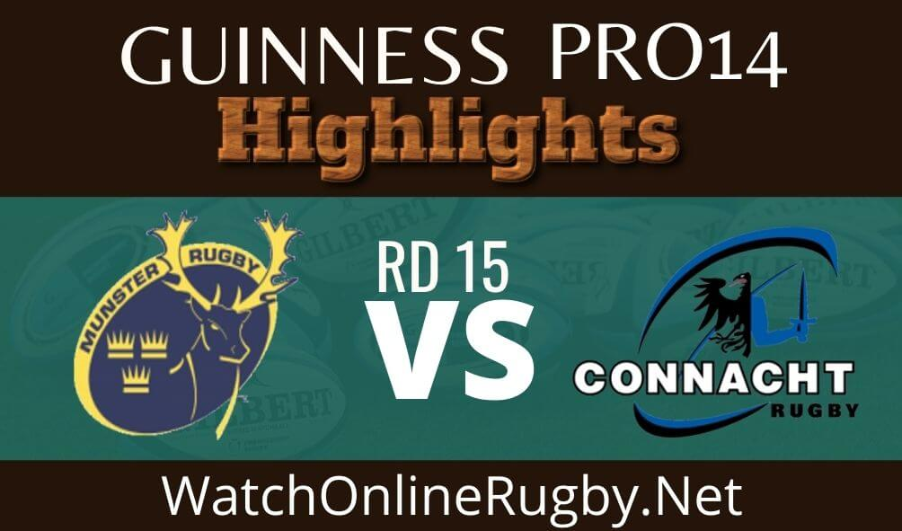 Munster Vs Connacht Highlights 2020 Rd 15