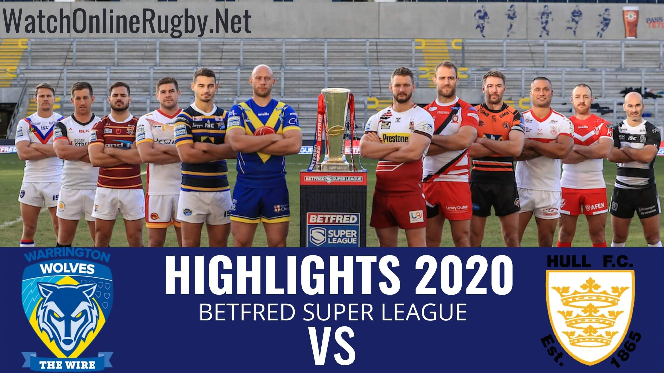 Wolves Vs Hull FC 2020 Highlights Rd 11
