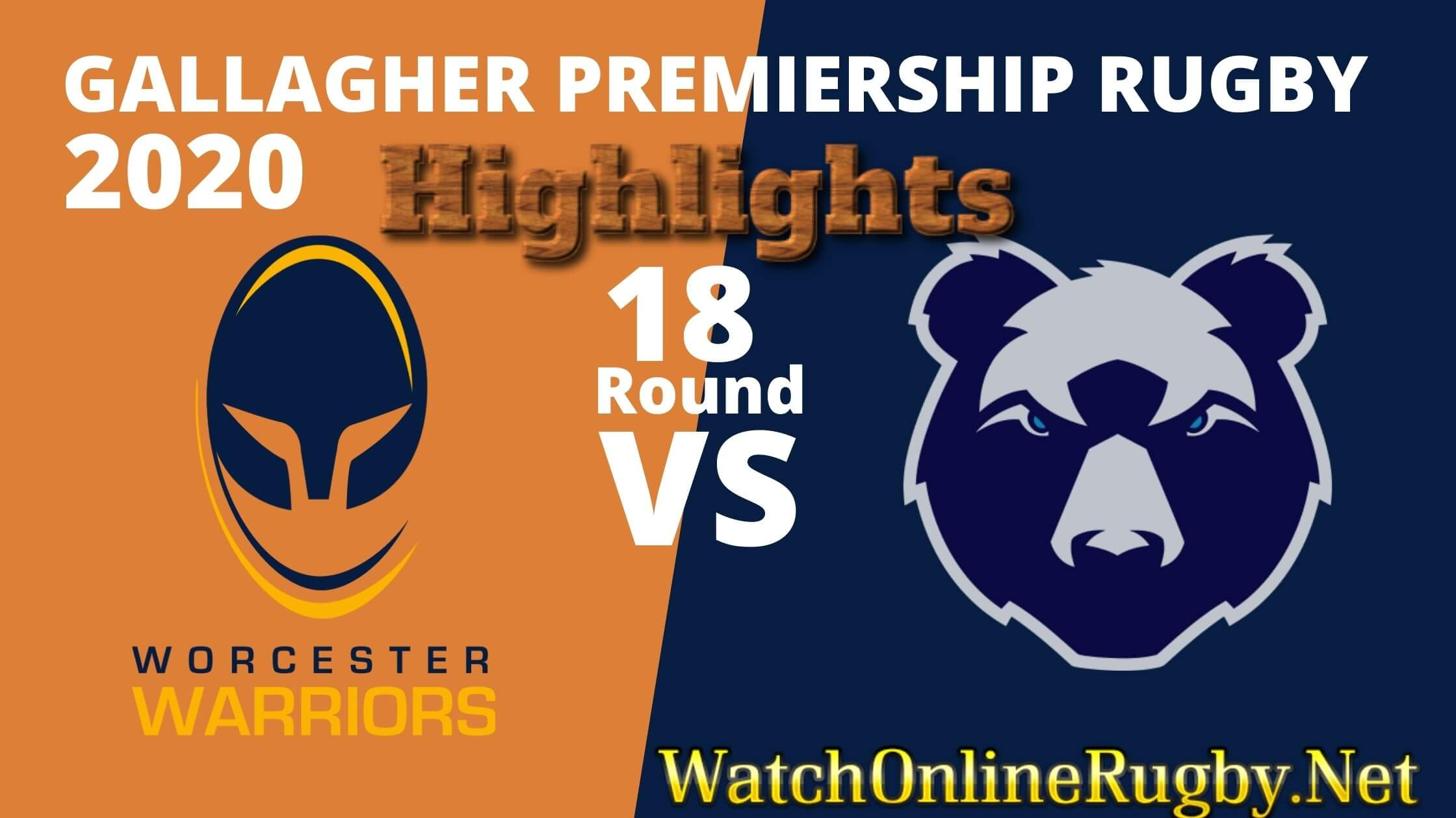 Warriors Vs Bristol Bear Highlights 2020 Rd 18