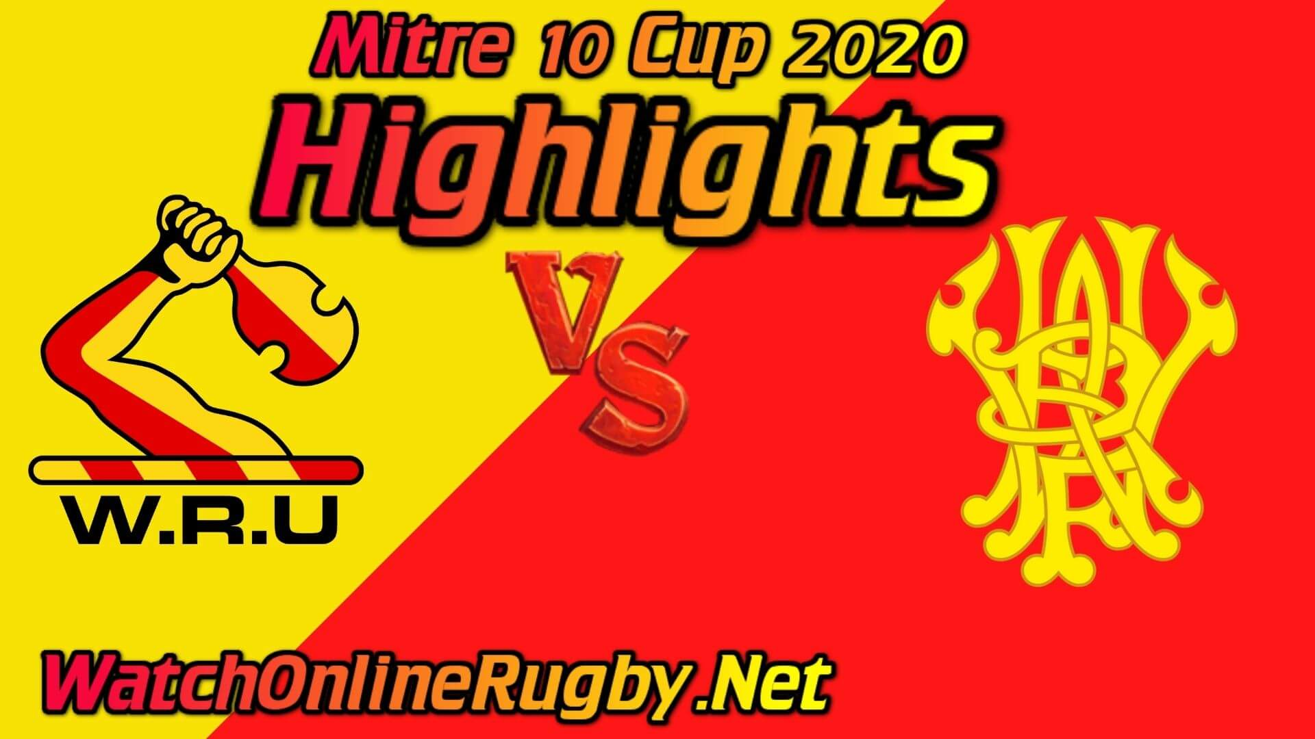 Waikato vs Wellington Highlights 2020 M10 Cup