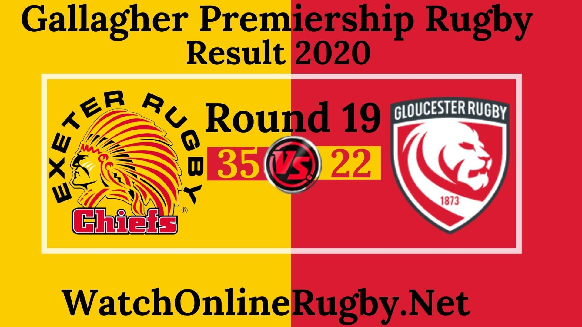 Chiefs vs Rugby Highlights 2020 Rd 19