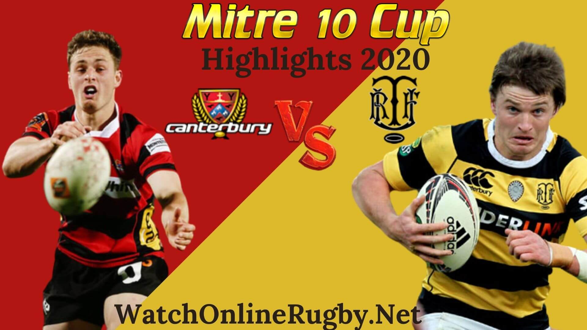 Canterbury vs Taranaki RD 2 Highlights 2020 M10 Cup