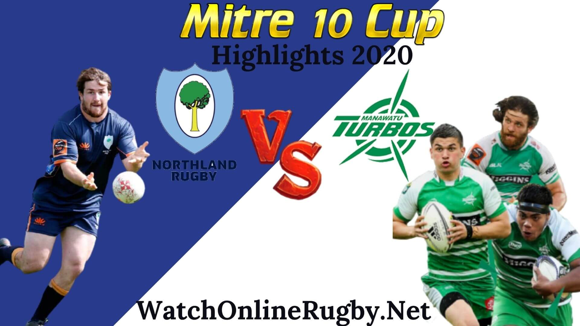 Northland vs Manawatu RD 1 Highlights 2020 M10 Cup