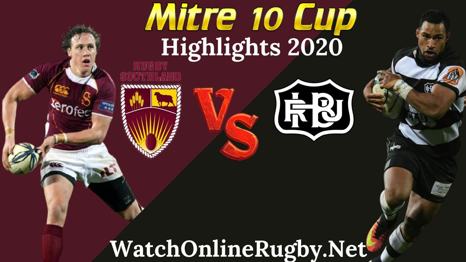 Southland vs Hawkes Bay RD 1 Highlights 2020 M10 Cup