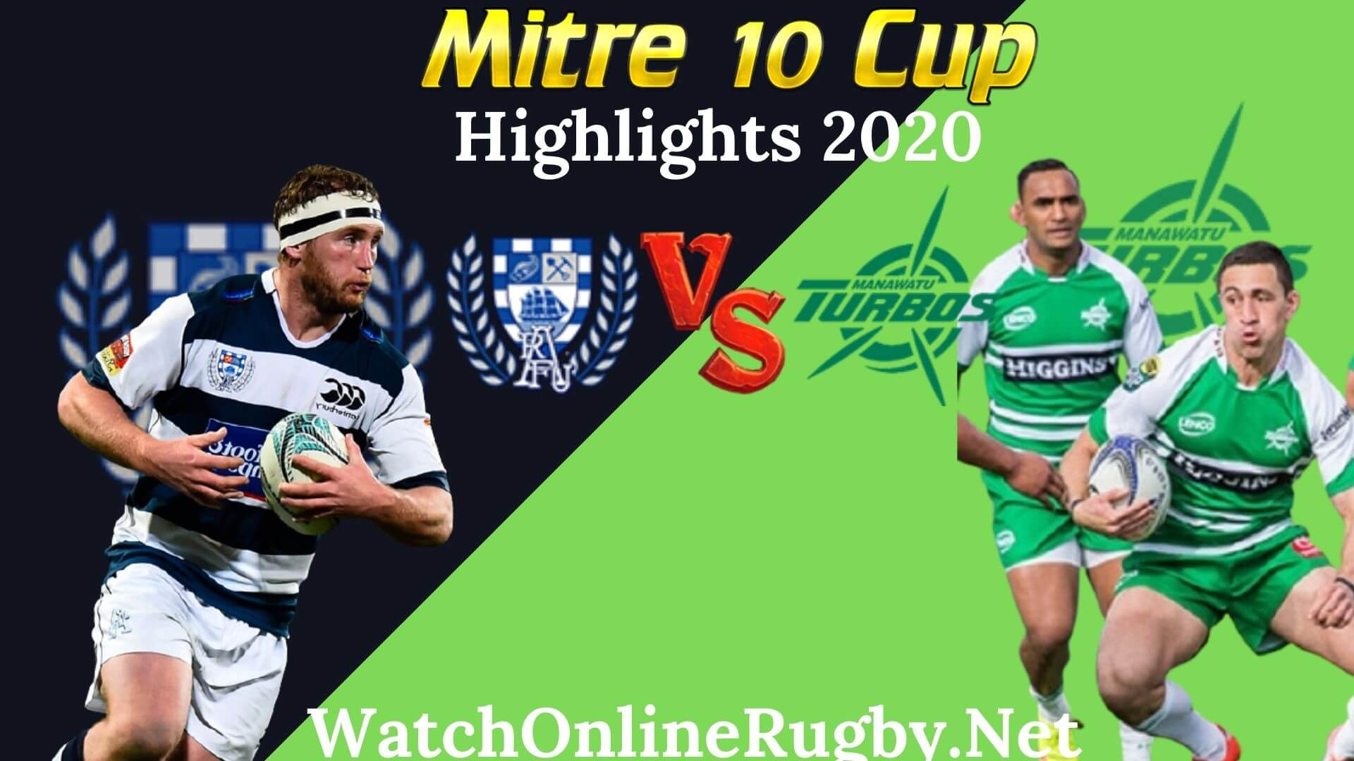 Auckland vs Manawatu RD 3 Highlights 2020 M10 Cup