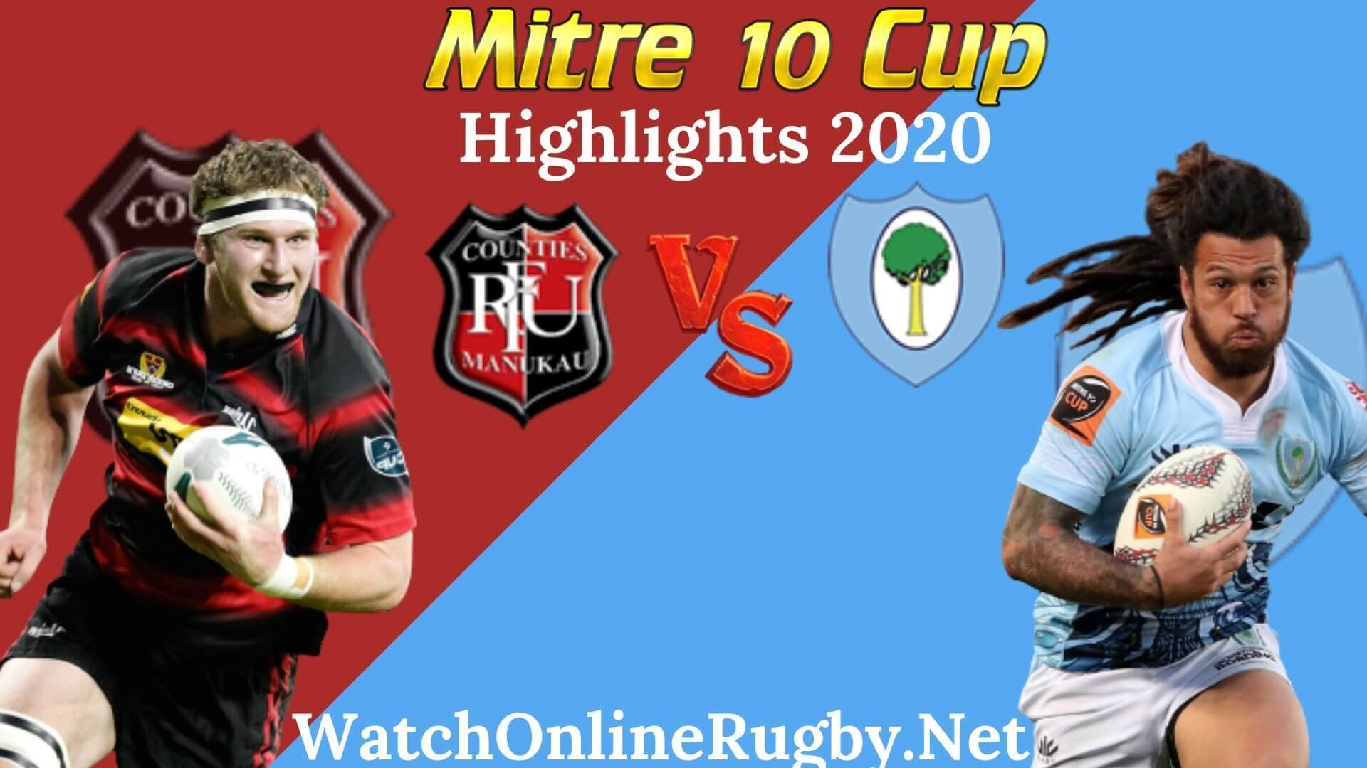 Counties Manukau vs Northland RD 3 Highlights 2020 M10 Cup