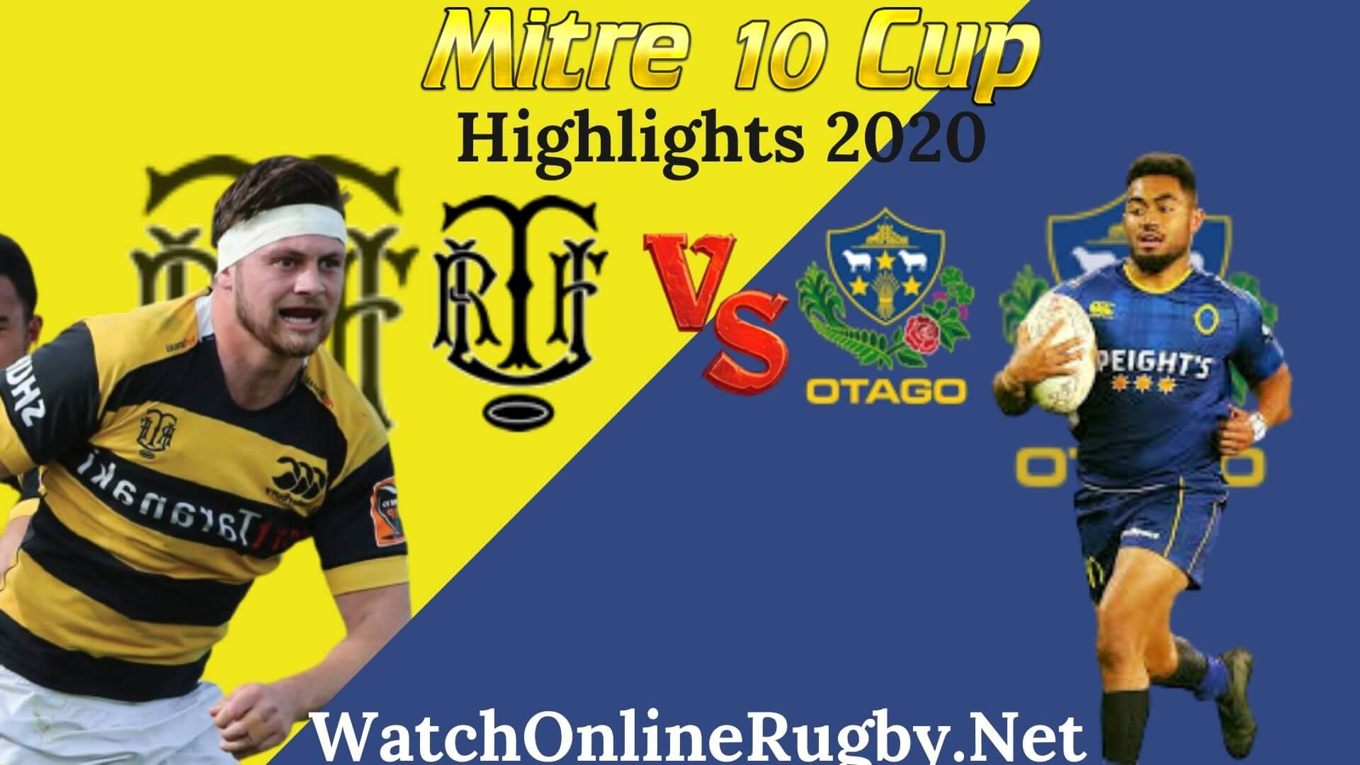 Taranaki vs Otago RD 3 Highlights 2020 M10 Cup