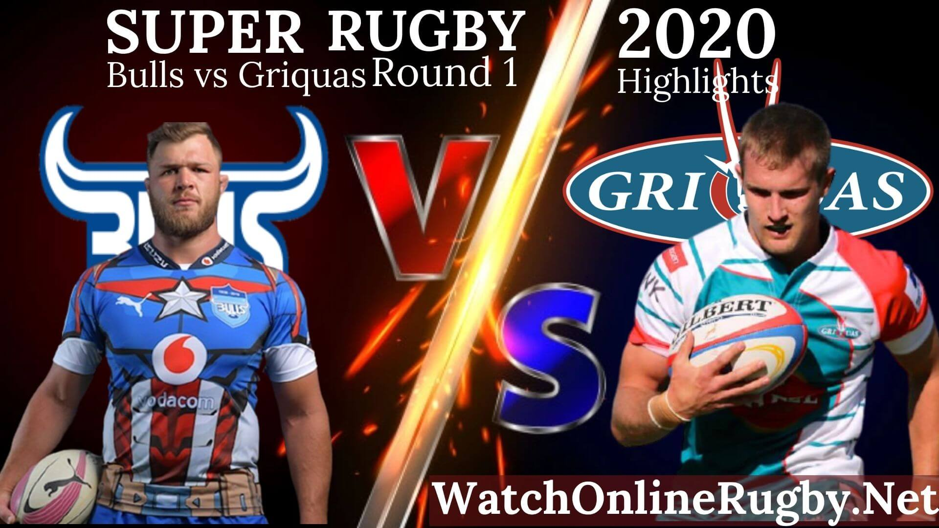 Bull VS Griquas Highlights 2020 Super Rugby Unlocked