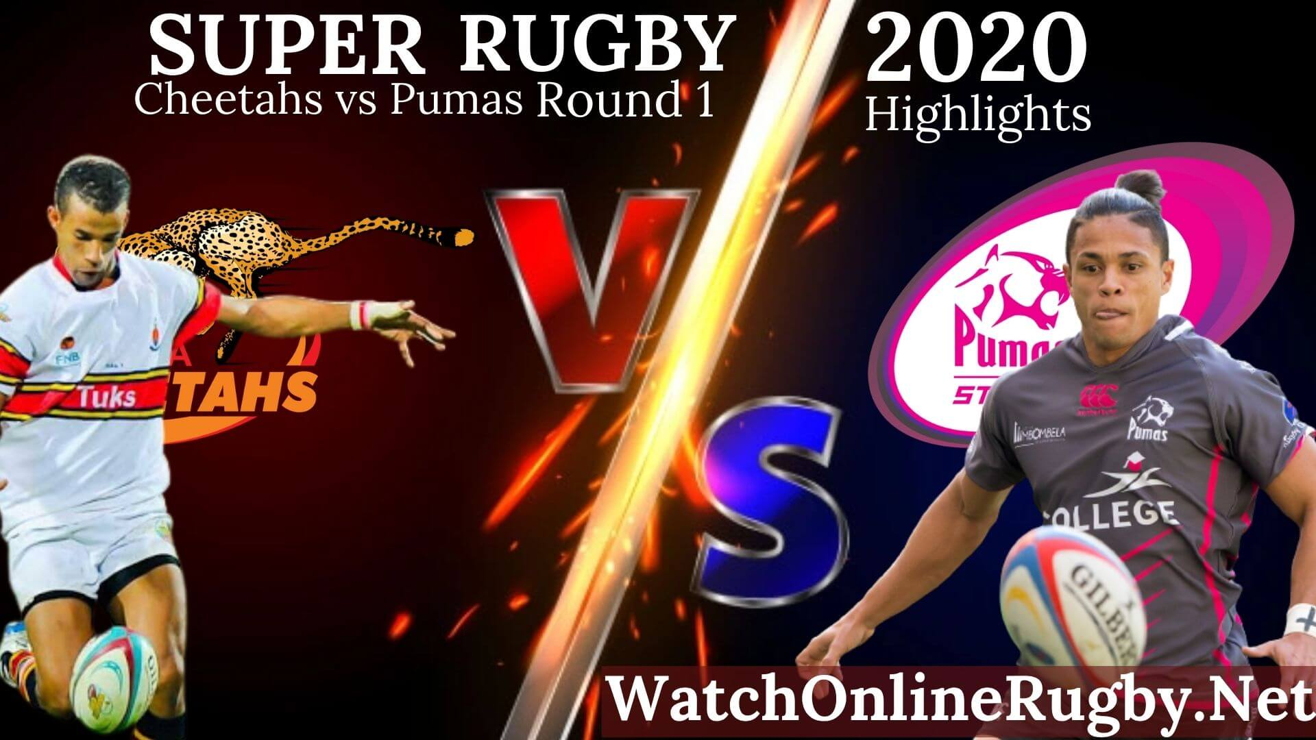 Cheetahs VS Pumas Highlights 2020 Super Rugby Unlocked