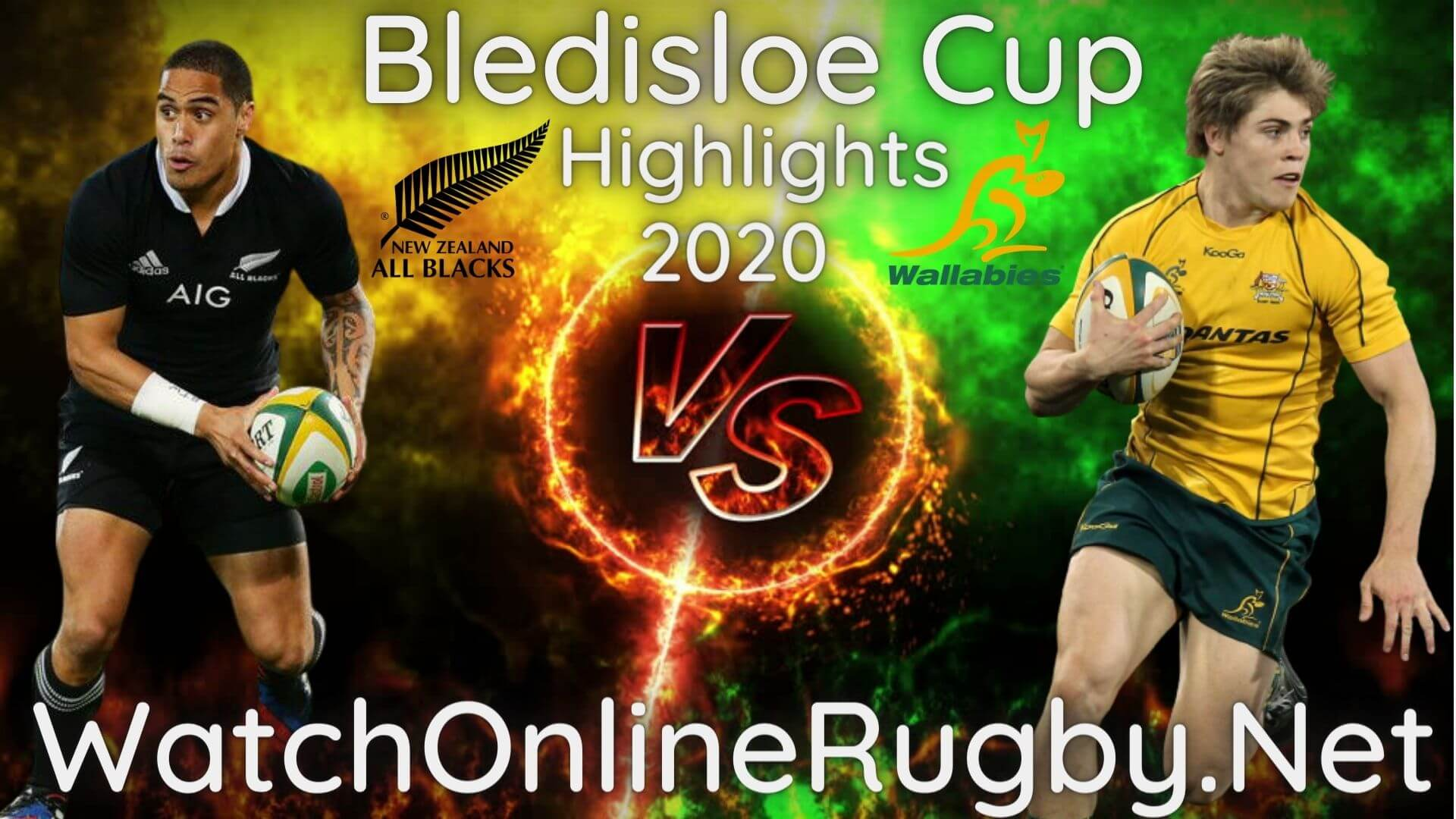 New Zealand Vs Australia Highlights 2020 Bledisloe Cup