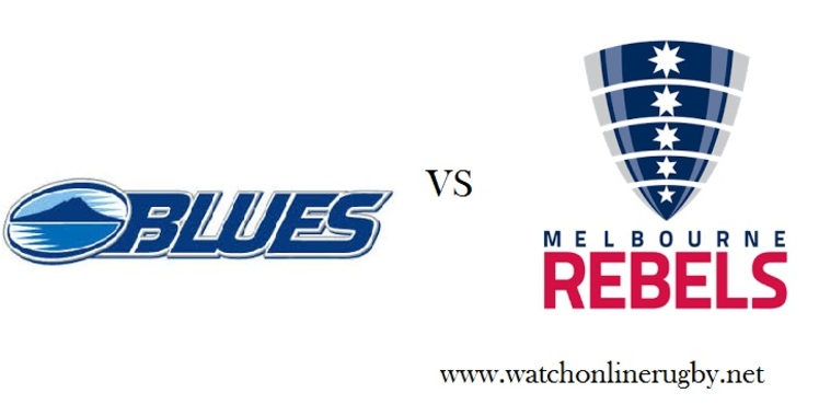 Blues VS Rebels Rugby Live Stream