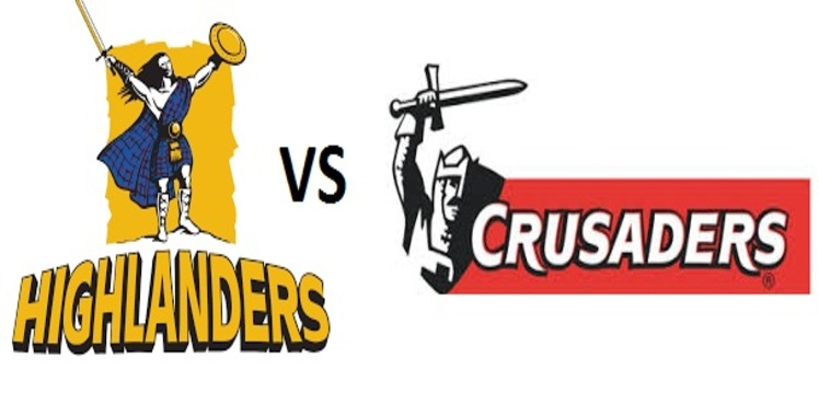 Highlanders VS Crusaders Round 5 Live