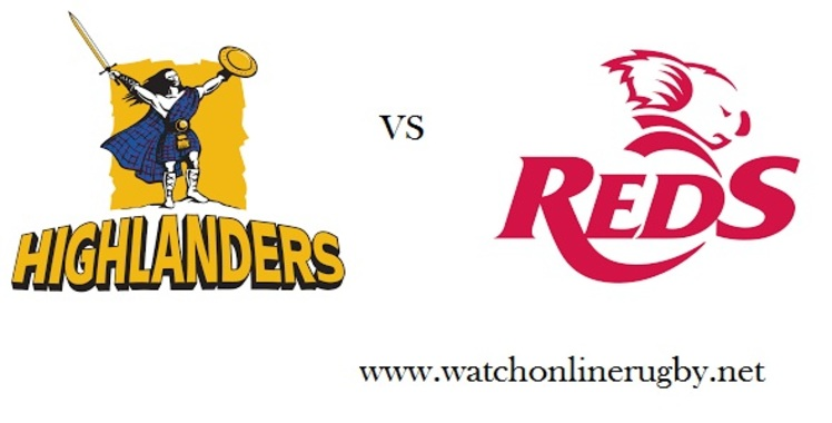 Live Reds VS Highlanders Stream