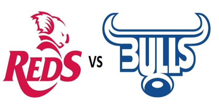 Queensland Reds VS Bulls Rugby Live