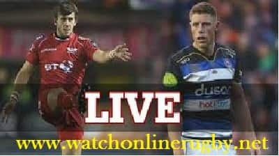 Watch Bath Rugby vs Scarlets Live