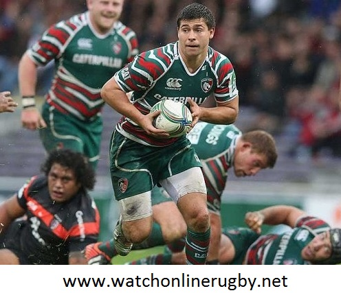 2016 Wasps vs Leicester Tigers Rugby Live Online
