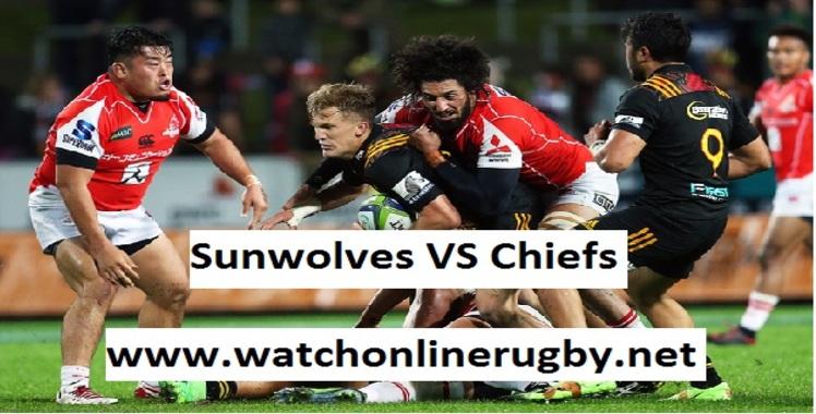 Sunwolves VS Chiefs live