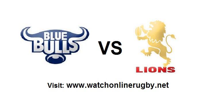 Blue Bulls VS Golden Lions HD Live Streaming