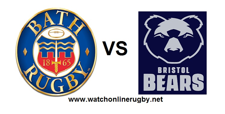 Bristol Bears VS Bath Live Streaming