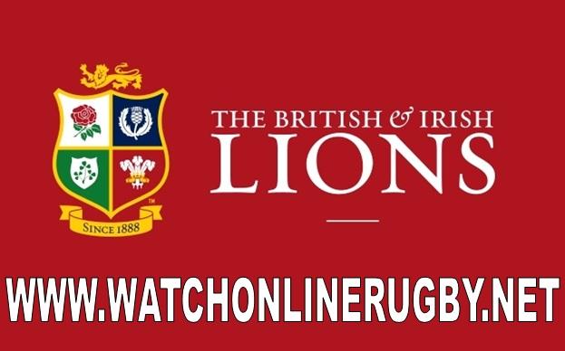 British and Irish Lions tour