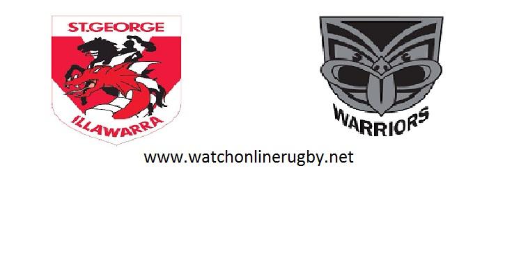 Dragons VS Warriors Online Streaming